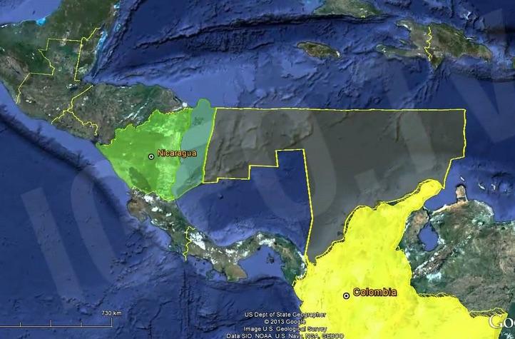 La Haya se declara competente en el arbitraje marítimo Nicaragua-Colombia