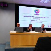Embajador ecuatoriano sobre arbitraje: mi país no permite nacionalizaciones