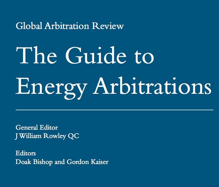 Publicada una Guía para los arbitrajes en el sector energía