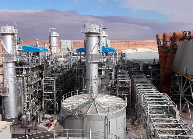 Repsol y Total a arbitraje contra la argelina Sonatrach