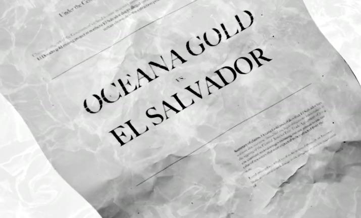 Tras 7 años, el arbitraje Pacific Rim-El Salvador a punto de ser resuelto