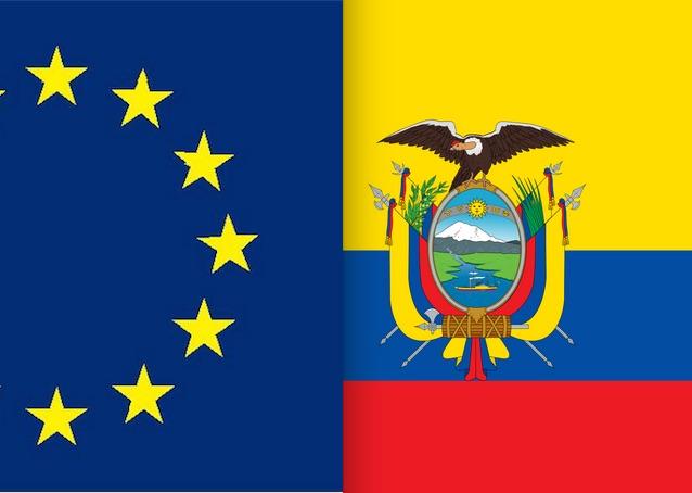 Ecuador se une al acuerdo de libre comercio Unión Europea-Perú-Colombia