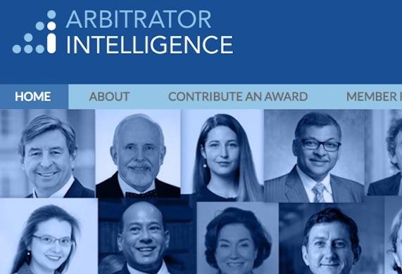 Arbitrator Intelligence anuncia la disponibilidad de sus informes sobre árbitros