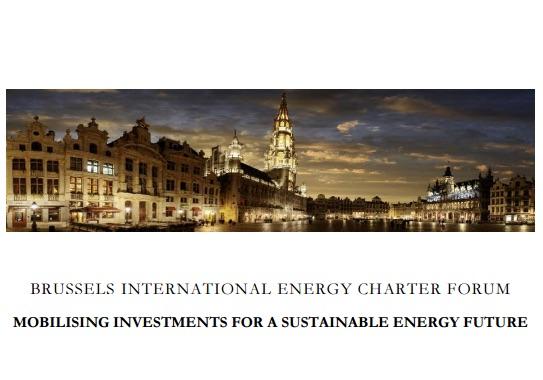 Foro de la Carta de la Energía por inversiones hacia un futuro sostenible