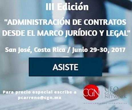Administración de contratos desde el marco jurídico y legal
