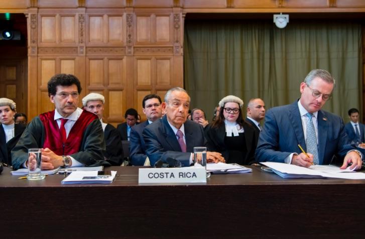 Nicolás Boeglin analiza la actualidad del arbitraje Costa Rica-Nicaragua