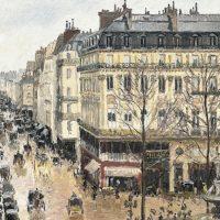 Tribunal revisará si el Thyssen no infringió la ley al adquirir el Pissarro