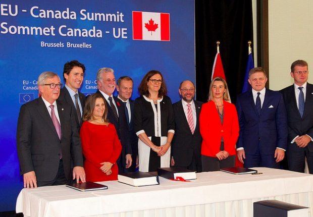 Nuevos tribunales de arbitraje de inversiones de la UE al compás del CETA