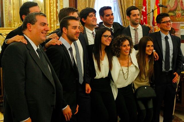 MOOT Madrid: X Competición Internacional de Arbitraje y Derecho Mercantil