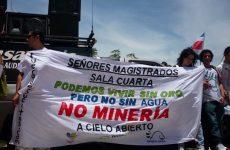 José Gregorio Soto, día de la tierra, manifestación contra minería PM Crucitas Manifestación contra proyecto minero Crucitas (22-04-2010) Día de la Tierra