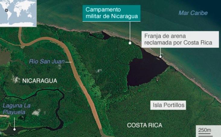 Costa Rica-Nicaragua: Primera vez en la historia que CIJ convoca a dos Estados para leer 3 fallos distintos