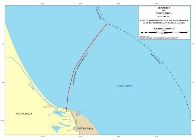 Sentencia de la CIJ permitió completar la definición de todas las fronteras entre Costa Rica y Nicaragua