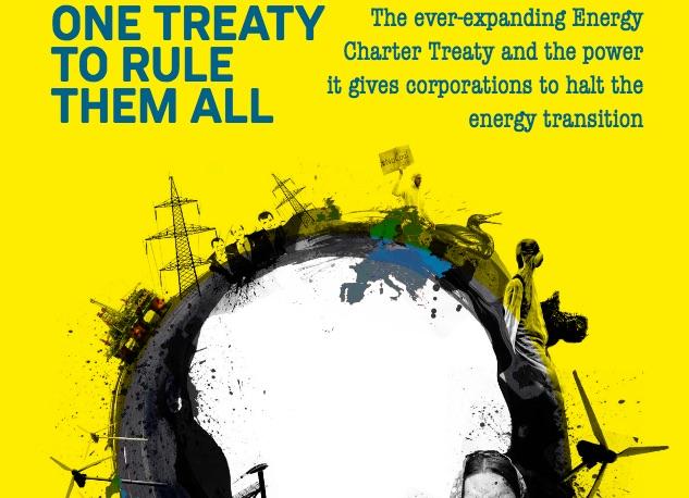 Informe contra la Carta de la Energía: Críticas al sistema de arbitraje