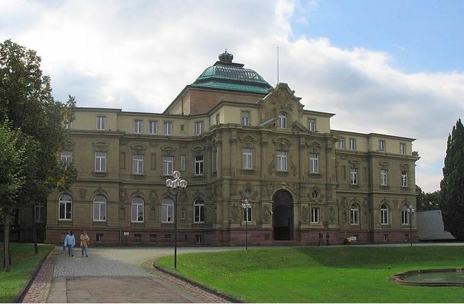 German Federal Supreme Court. Kucharek CC by SA 3.0