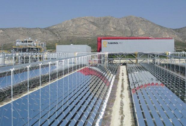 Puerto Errado 2 by Novatec Solar CC by SA 3.0.