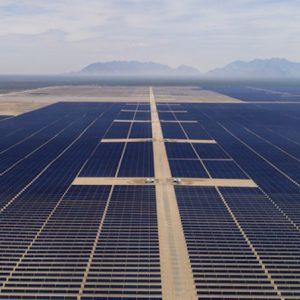 Parque solar Villanueva de Viesca Fuente: Gobierno de México