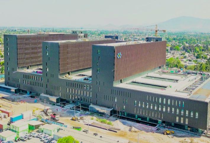 Constructora italiana Astaldi envuelta en un arbitraje en Chile por concesión de hospital