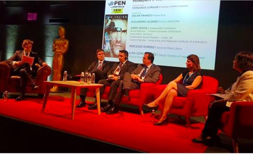 La implantación tecnológica es el principal desafío para el arbitraje en España