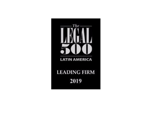B. Cremades & Asociados en el ranking Legal 500 Latin America 2019