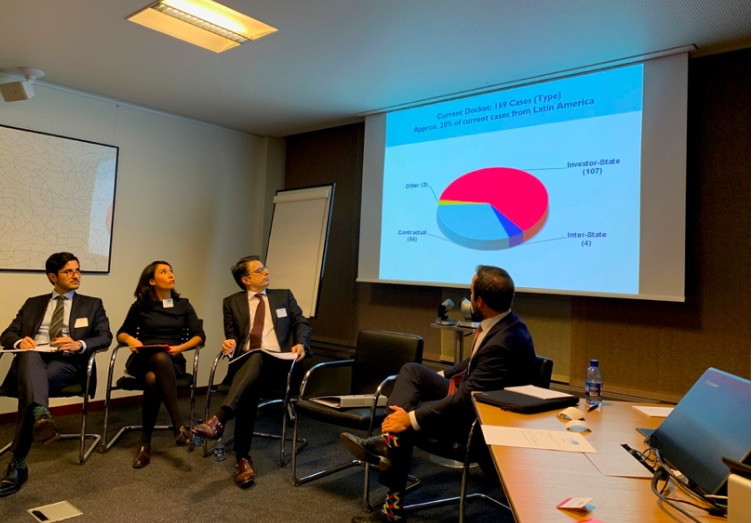 LATAP analiza los efectos del arbitraje de inversión y el rol de las cortes en América Latina