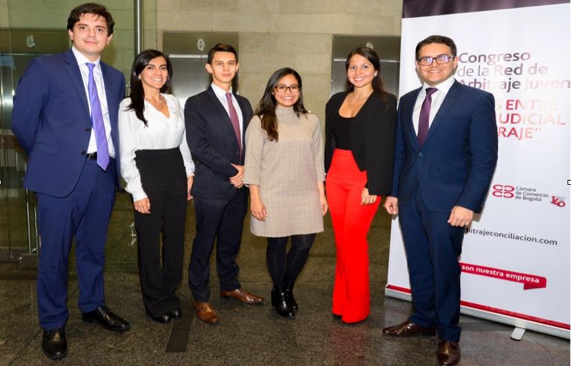 Jóvenes y arbitraje: el ejemplo de la red juvenil de la Cámara de Comercio de Bogotá