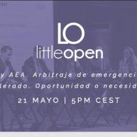 21 de mayo: Arbitraje de emergencia y arbitraje acelerado. Oportunidad o necesidad.