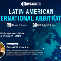 I Latin American International Arbitration – LIA
