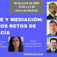 Arbitraje y mediación: los nuevos retos de la abogacía