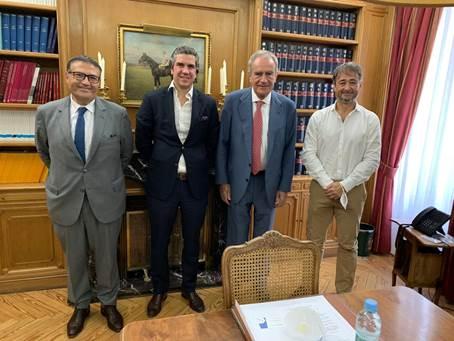 """Bernando Cremades: """"La aceptación del idioma español en el TAS abre la puerta a los árbitros españoles"""""""