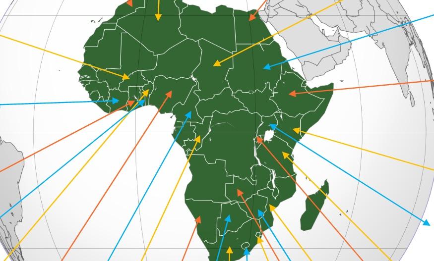 El Top 5 de sedes y cortes de arbitraje africanas