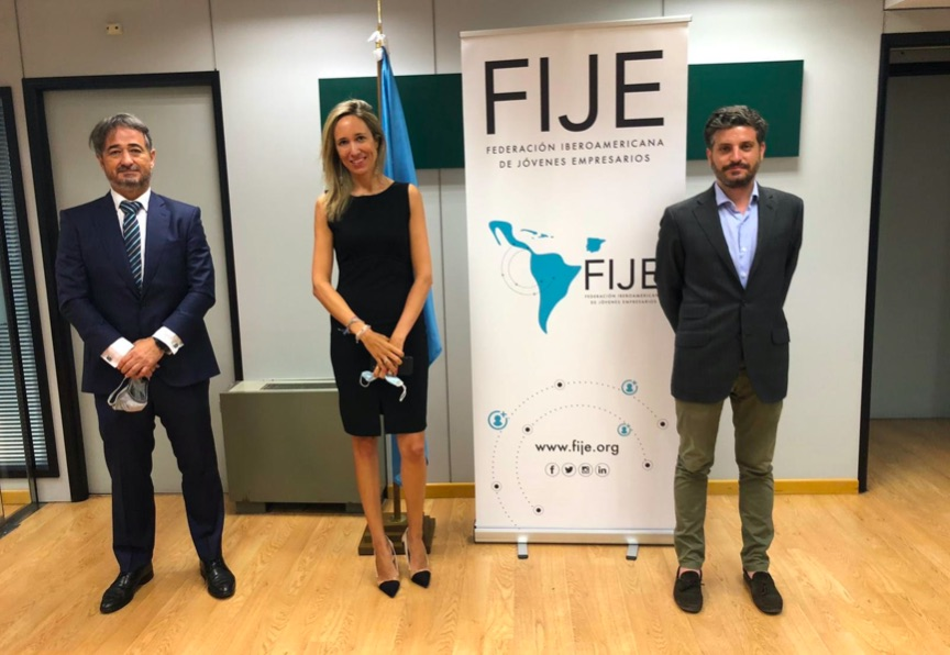 Jóvenes empresarios impulsan el arbitraje iberoamericano de CIAR