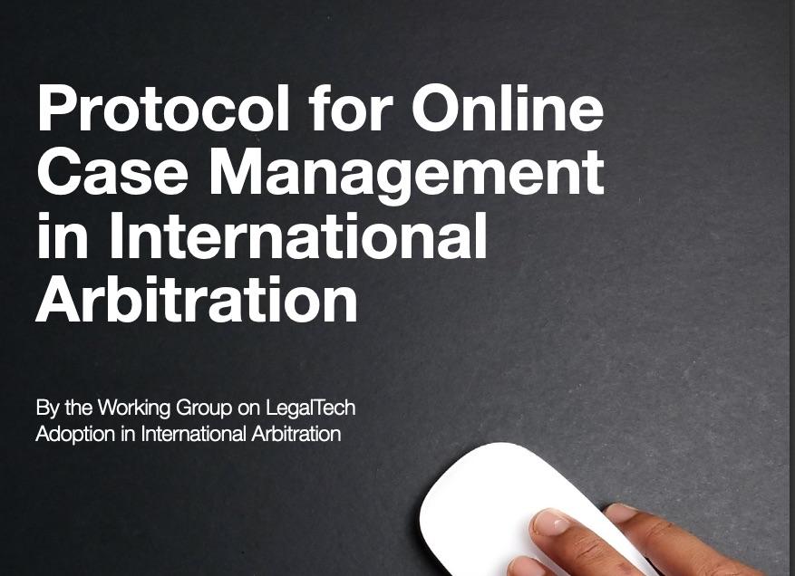Se lanza el Protocolo de gestión online de arbitrajes internacionales