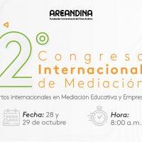 II Congreso Internacional «Mediación: gestión inteligente del conflicto como factor de desarrollo social y empresarial»