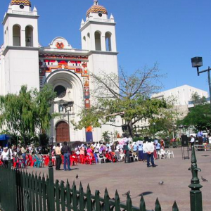 San Salvador. Autor: Owner of http://guanacosonline.org releases it under all Wikivoyage terms.