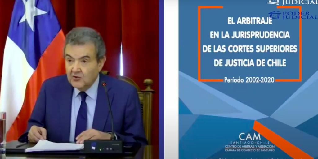 Arbitraje en la Jurisprudencia de las Cortes Superiores de Chile 2002-2020