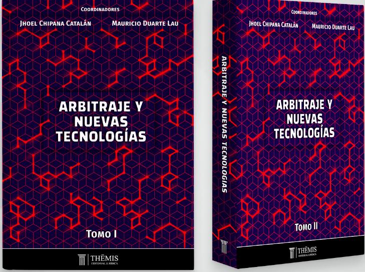 """Publicado libro sobre """"Arbitraje y Nuevas Tecnologías"""""""